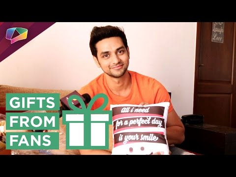Shakti Arora Receives Gifts From Fans