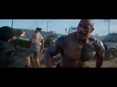 Fast & Furious Hobbs & Shaw - Final Fight Scene