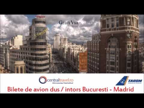 City Break Madrid - Hotel Melia Princesa Madrid - Central Travel Bucuresti
