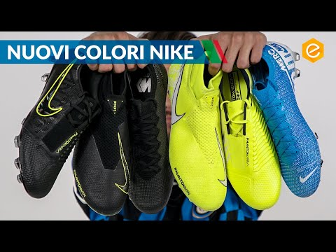 NIKE NEW LIGHTS & UNDER THE RADAR - Nuovi Colori Per Le Scarpe