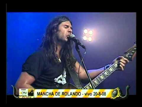 Mancha de Rolando video Rock - CM Vivo 2008