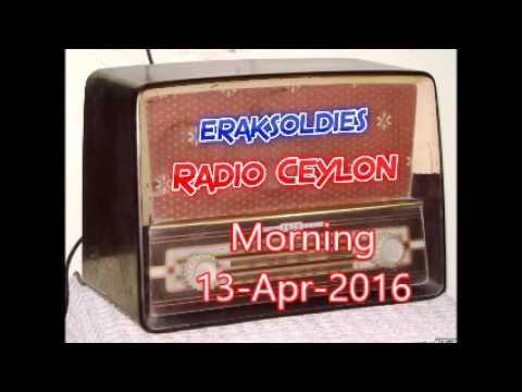 Video Radio Ceylon 13-04-2016~Wednesday Morning~02 Purani Filmon Ka Sangeet download in MP3, 3GP, MP4, WEBM, AVI, FLV January 2017