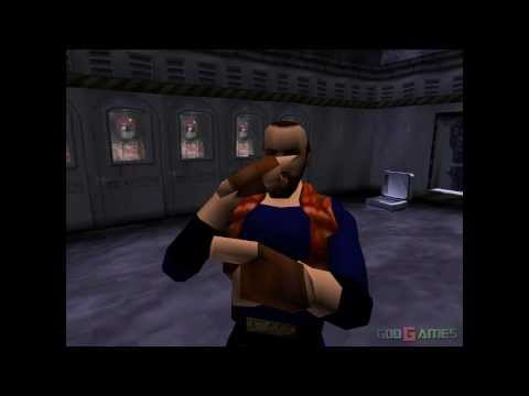 Overblood - Gameplay PSX / PS1 / PS One / HD 720P (Epsxe)