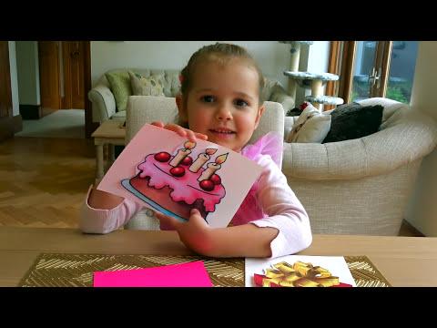 4 000 000 Подписчиков/ Гигантская собака- конфета/ Шарики у 4-х летней Кати (видео)