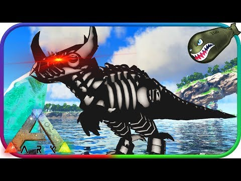 Ark: Survival Evolved | Taming The Epic Beast Of Darkness #64 (Modded Ark Extinction Core)