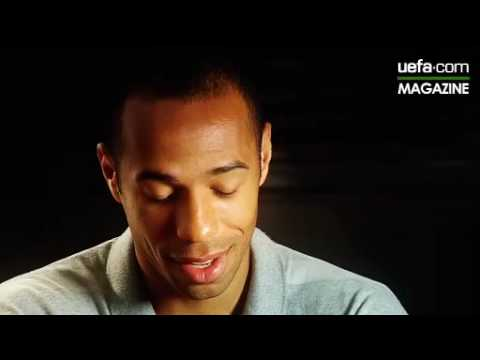 Thierry Henry About FC Barcelona's UEFA Champions League Triumph And About Messi.
