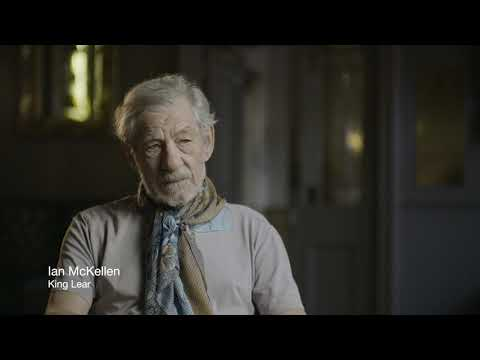 National Theatre Live: King Lear | Ian McKellen on NT Live