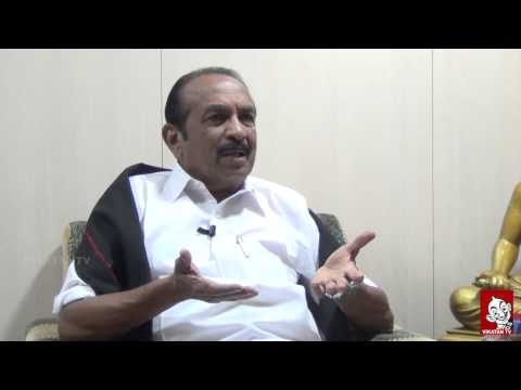 No alliance with Dmk and Admk   Vaiko