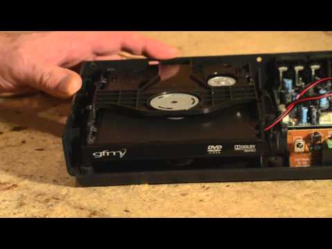 How to Fix a DVD or CD Player That Won't Open