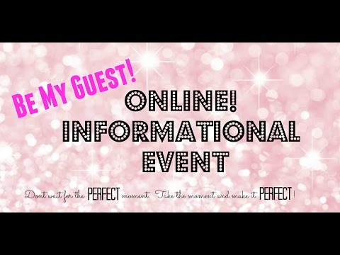 April Opportunity Event Invite