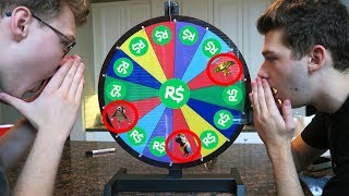 SPIN THE ROBUX WHEEL! (IF YOU LAND ON YOUR PET, SELL IT)