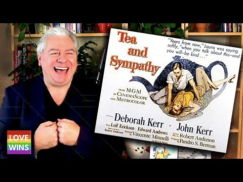 CLASSIC MOVIE REVIEW Vincente Minnelli's TEA AND SYMPATHY Steve Hayes Tired Old Queen at the Movies