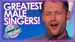 Video 5 GREATEST MALE SINGERS EVER on Got Talent X Factor & Idol | YOU WONT BELIEVE THERE VOICES! MP3, 3GP, MP4, WEBM, AVI, FLV Juni 2018