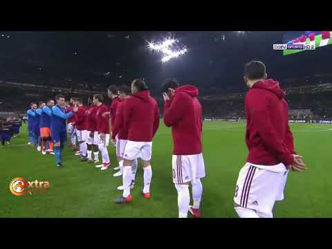 Milan vs Arsenal 0-2 All Goals and Highlights (08/03/2018) Europa League