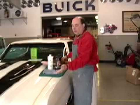 How To Buff a Car
