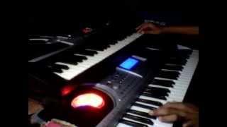 Ribu - Ribu versi Keyboard Techno T9800i by Rizki Fajar.wmv