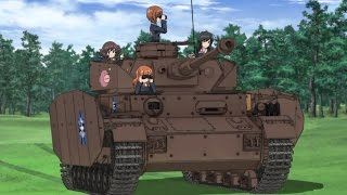 Video BEST TANK FIRE SCENE 2(Girls und Panzer Movie Part 1) MP3, 3GP, MP4, WEBM, AVI, FLV Juni 2018