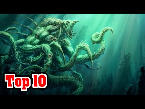 Top 10 Mythological Creatures Yet To Be Proven