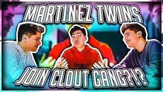 Video MARTINEZ TWINS JOIN CLOUT GANG (ex Team 10 Members) MP3, 3GP, MP4, WEBM, AVI, FLV Desember 2017
