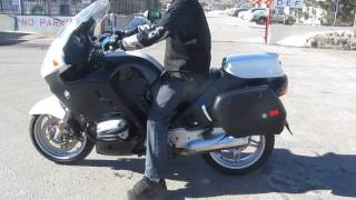 6. (2002)-2005 BMW R1150RT-P R1150RT POLICE MOTOR AND PARTS FOR SALE ON EBAY