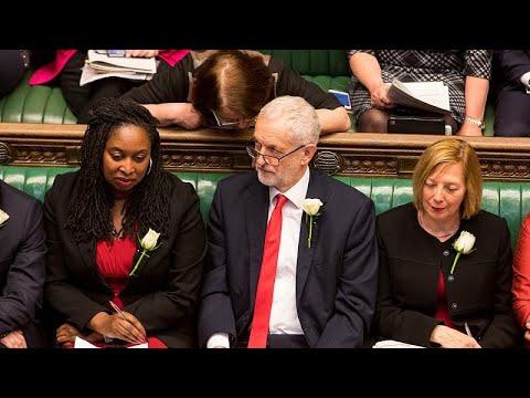 Brexit: Αποχωρούν από τις διαπραγματεύσεις με την Μέι οι Εργατικοί…