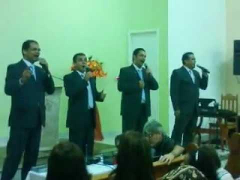 Quarteto Lírio dos Vales em Carangola - 04/08/12 - I