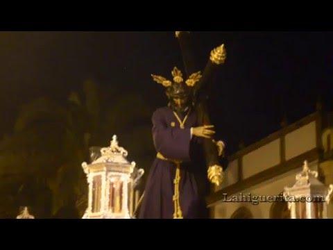 Recorrido procesional de Ntro. Padre Jesús del Gran Poder 2016