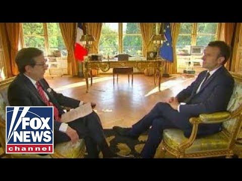 關稅豁免將到期 馬克宏:美應避免和盟友貿易戰