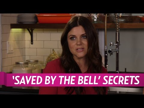 'Saved By The Bell' Secrets with Tiffani Thiessen