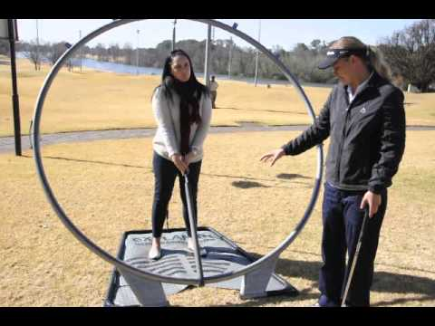 Golf Lesson #4   Using the Golf Explanar