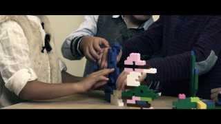 LEGO aide des enfants aveugles à développer leur créativité
