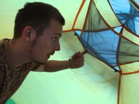 Палатка Greenell «Керри 2 v.2». Видеообзор.