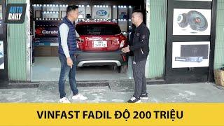 VinFast Fadil độ 200 triệu