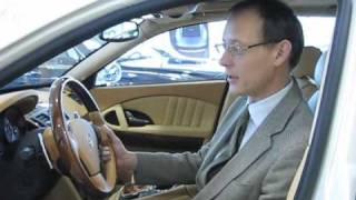2008 Maserati Quattroporte Executive GT Fugi Bianco