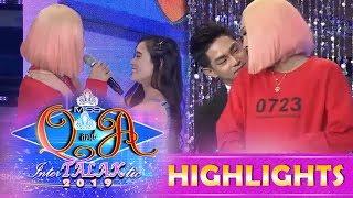 Video It's Showtime Miss Q & A: Vice asks how to dance a 'sweet dance' MP3, 3GP, MP4, WEBM, AVI, FLV Maret 2019