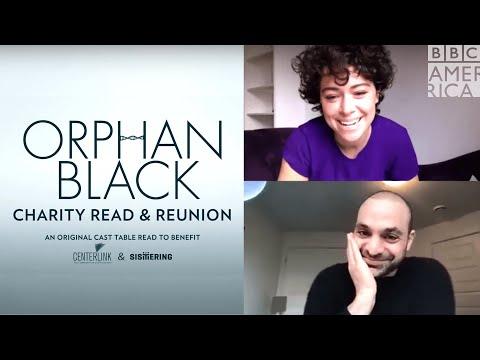 Orphan Black Charity Read & Reunion 2020   BBC America