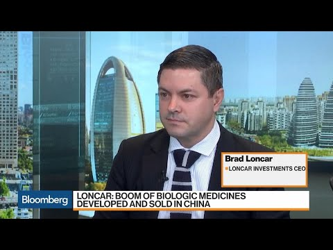 Biotech In China Is Just Getting Started, Says Loncar Investments's CEO