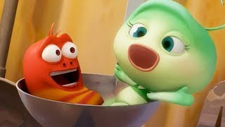 Video LARVA - MAYFLY PART 1 AND 2 | Cartoon Movie | Cartoons For Children | Larva Cartoon | LARVA MP3, 3GP, MP4, WEBM, AVI, FLV Agustus 2017