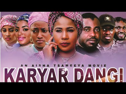 KARYAR DANGI 3&4 LATEST NIGERIAN HAUSA FILM 2019 WITH ENGLISH SUBTITLE