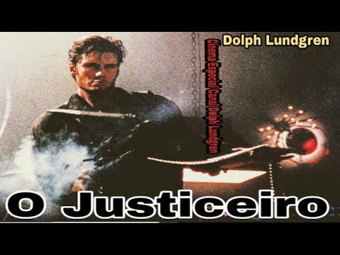 Filme -O JUSTICEIRO-🎥Dolph Lundgren_filme de ação dublado,