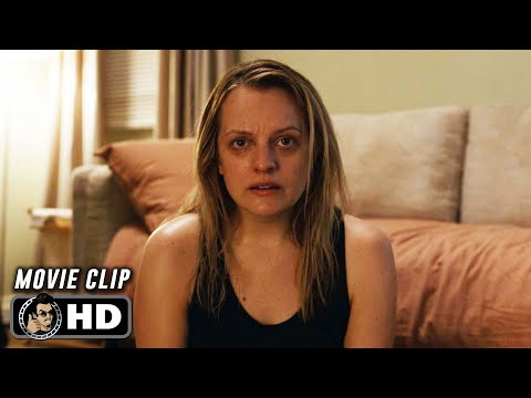 THE INVISIBLE MAN Clip - Chair (2020) Elisabeth Moss