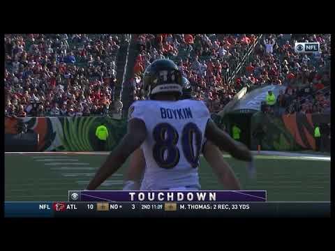 Mark Andrews Baltimore Ravens 2019-20official||highlights!!