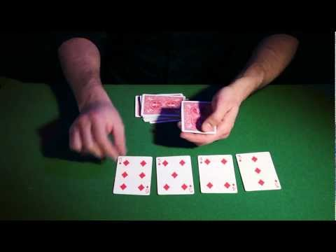 Aprende a Jogar Poker com MAGIA