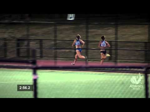 2013 Vic Mile Championship: Open Women.