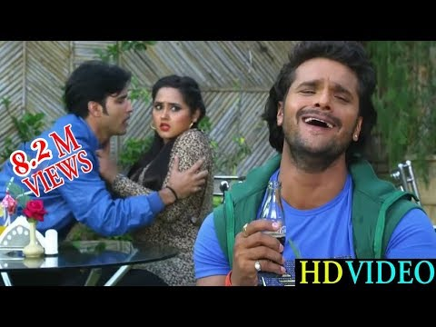 Video खेसारी लाल और काजल राघवानी का धाकड़ कॉमेडी !! Bhojpuri Comedy Scene !! Khesari Lal Hit Comedy Scene download in MP3, 3GP, MP4, WEBM, AVI, FLV January 2017