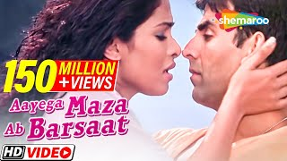 Video Aayega Maza Ab Barsaat Ka | Andaaz Songs | Akshay Kumar | Priyanka Chopra | Alka Yagnik| Gold songs MP3, 3GP, MP4, WEBM, AVI, FLV Agustus 2018
