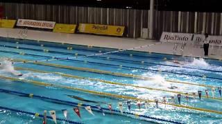 4 X 100M Men's Medley Relay--All Africa Games 2011