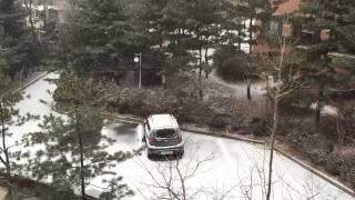 Bucheon-si South Korea  city images : Snow in Bucheon South Korea