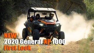 10. NEW 2020 Polaris General XP 1000 First Look