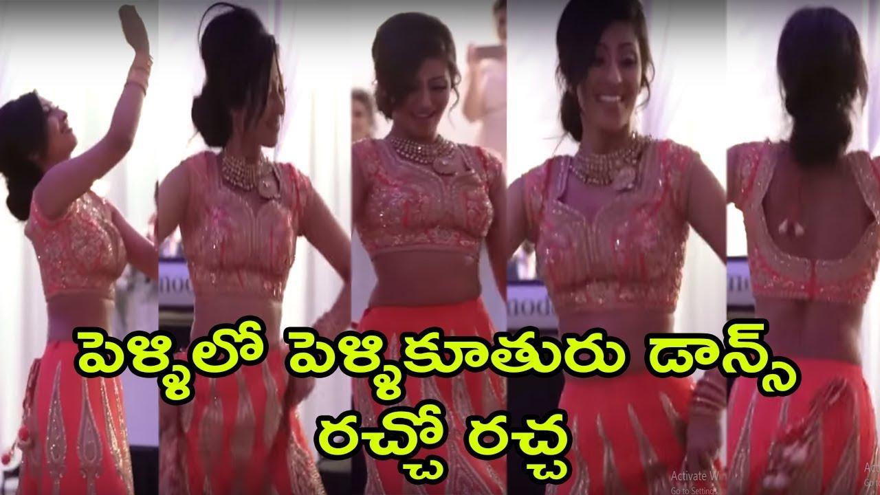 పెళ్లి కూతురు డాన్స్ చుస్తే పిచ్చెక్కుతుంది| Bride surprises Groom with a beautiful Indian Dance